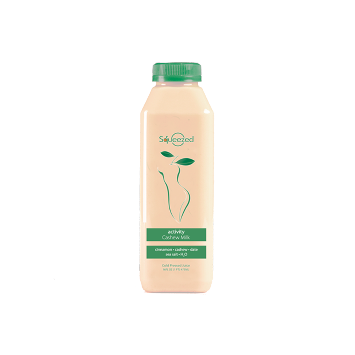 activity cashew milk