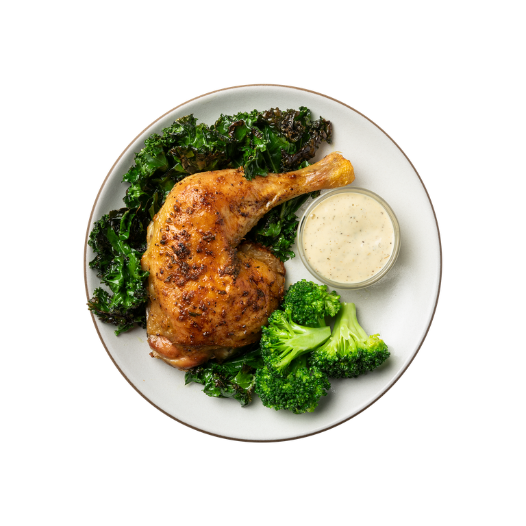 avocado ranch rotisserie chicken