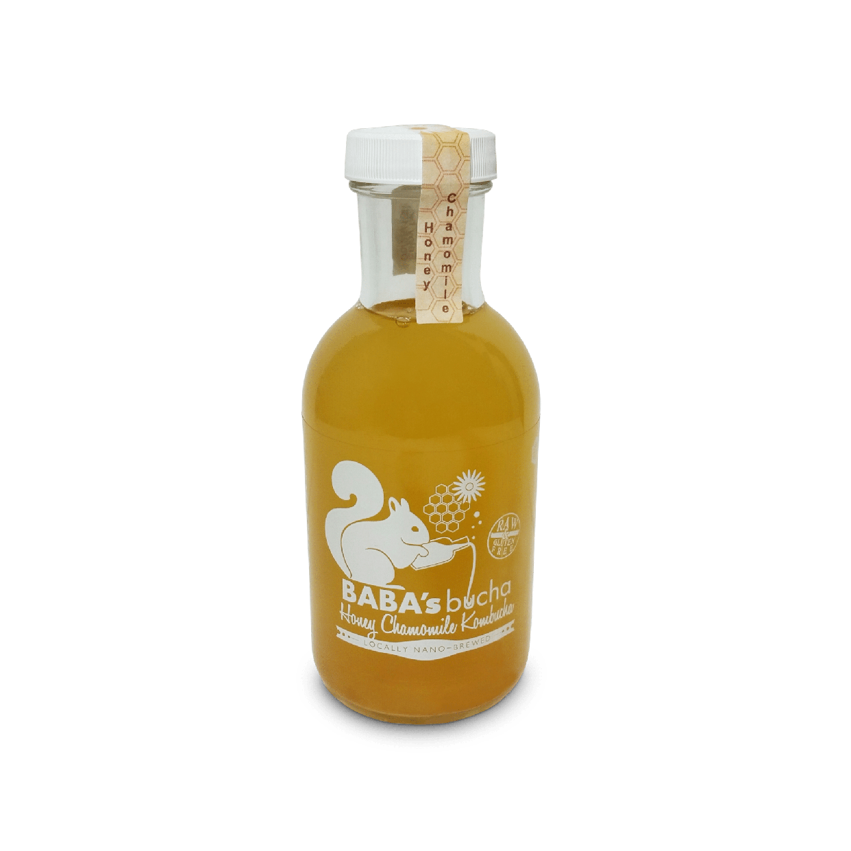 baba's brew honey chamomile