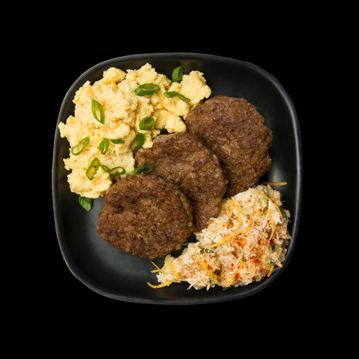 Breakfast Platter - Snap Kitchen - Gluten Free