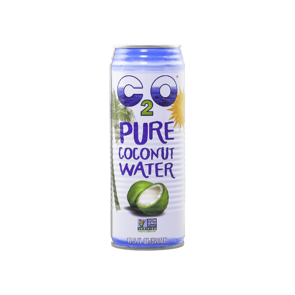 c2o natural coconut water