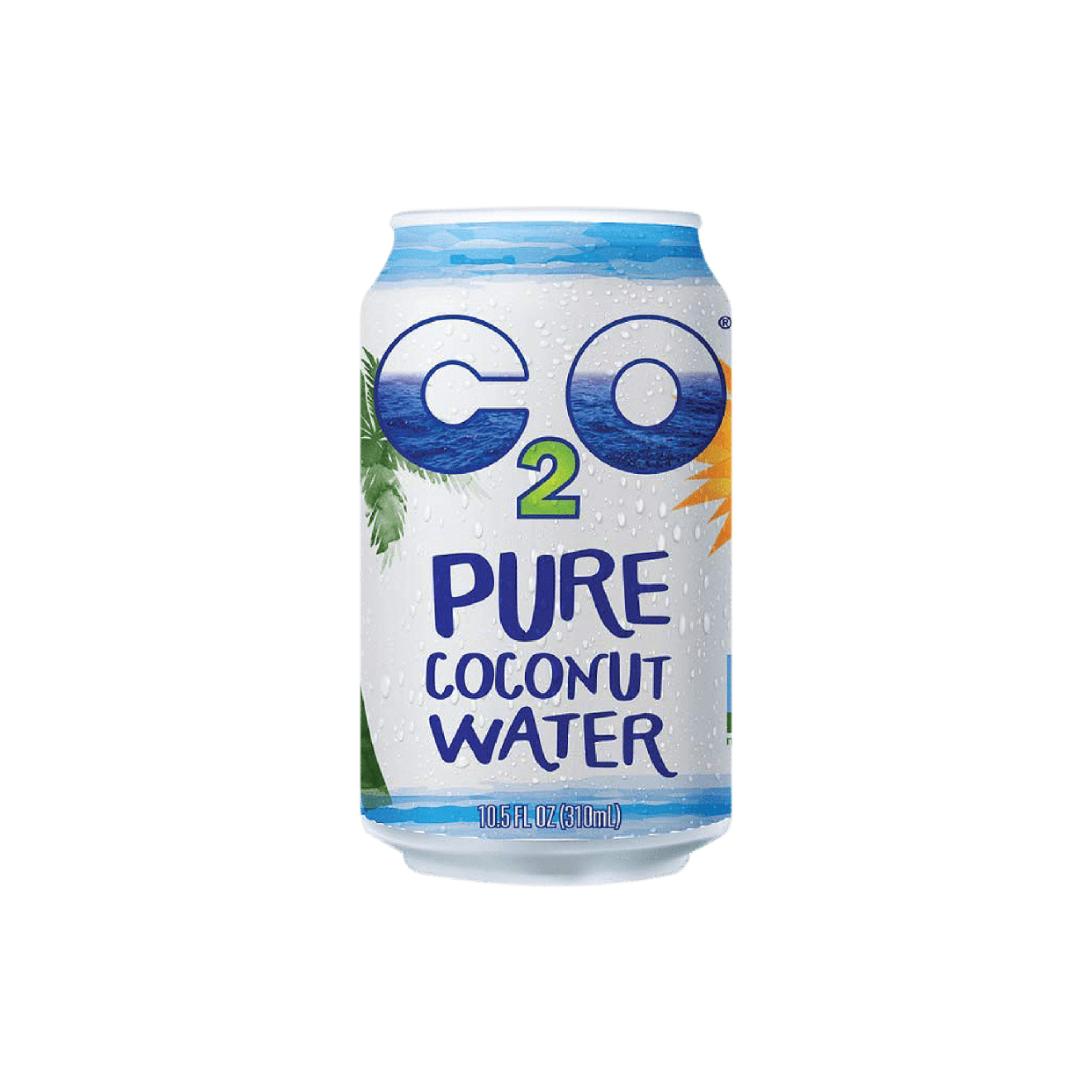 c2o pure coconut water 10.5oz