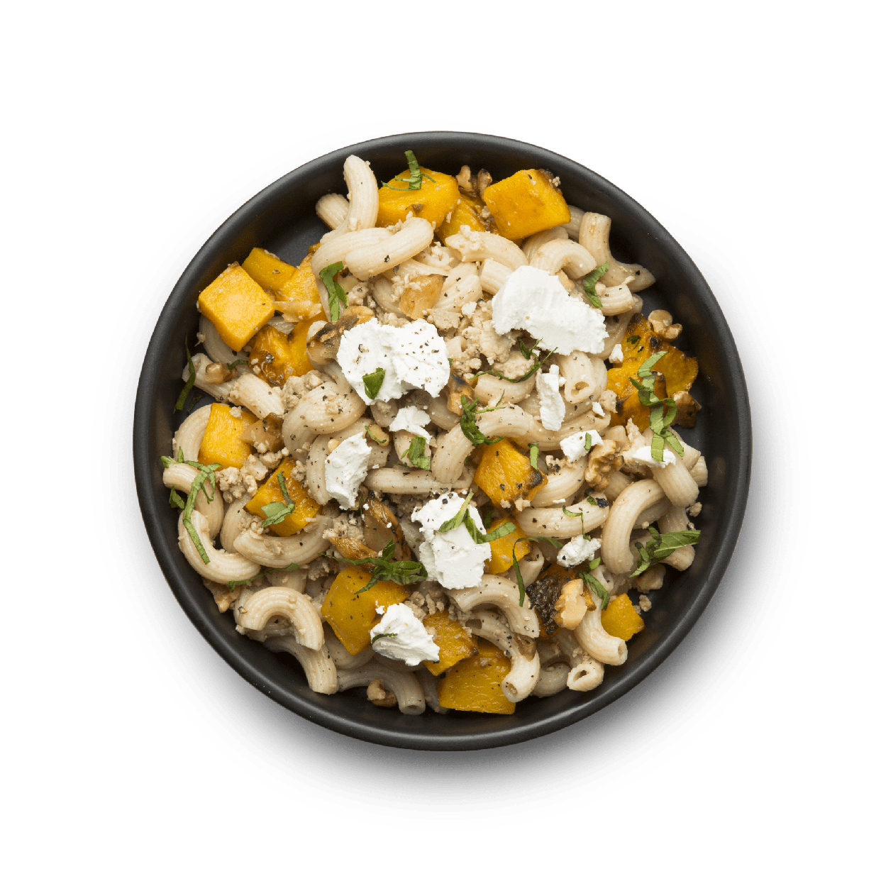 chicken butternut macaroni