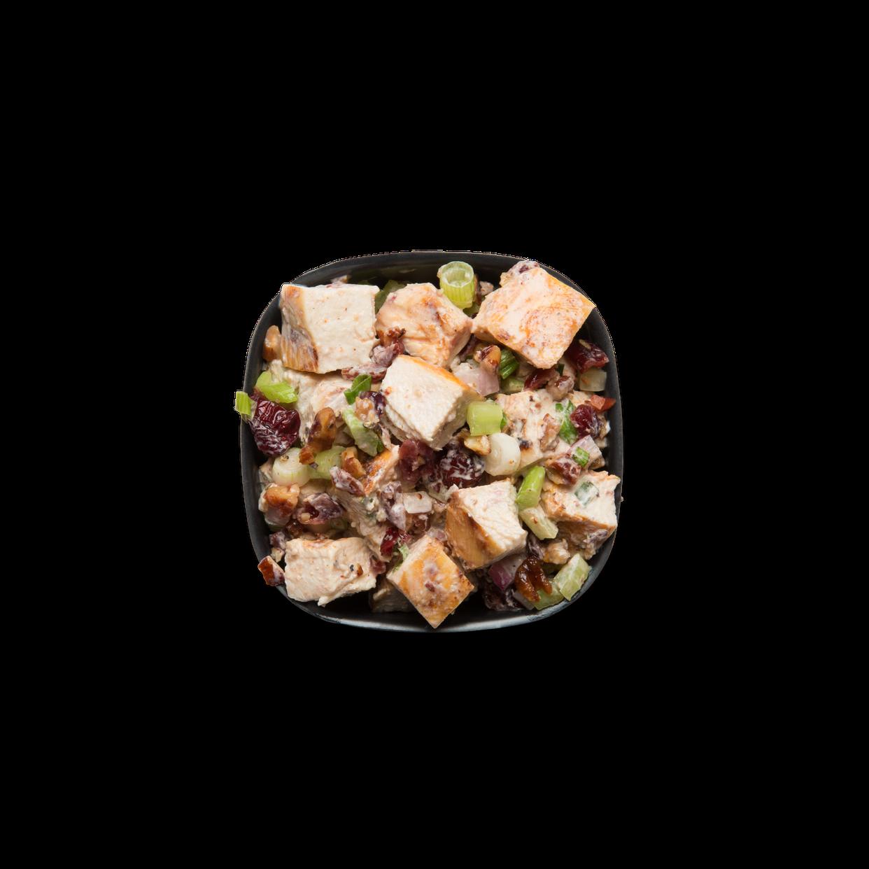 Cranberry Pecan Chicken Salad - Snap Kitchen - Paleo, Whole30, Milk ...