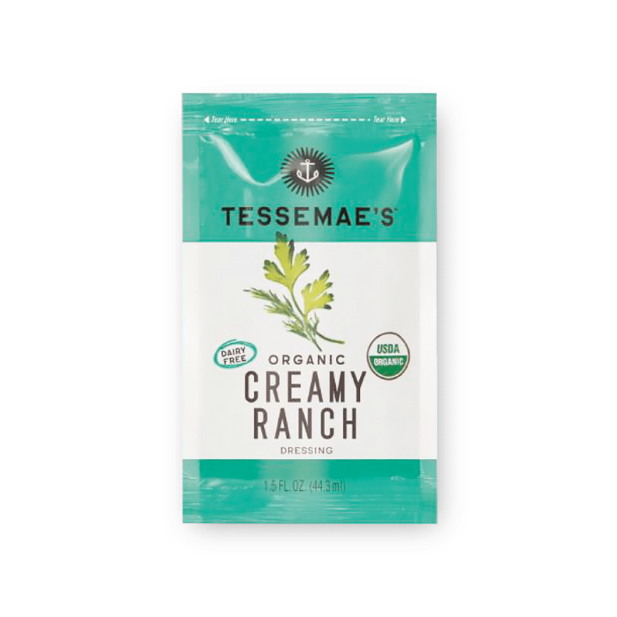creamy ranch dressing packet