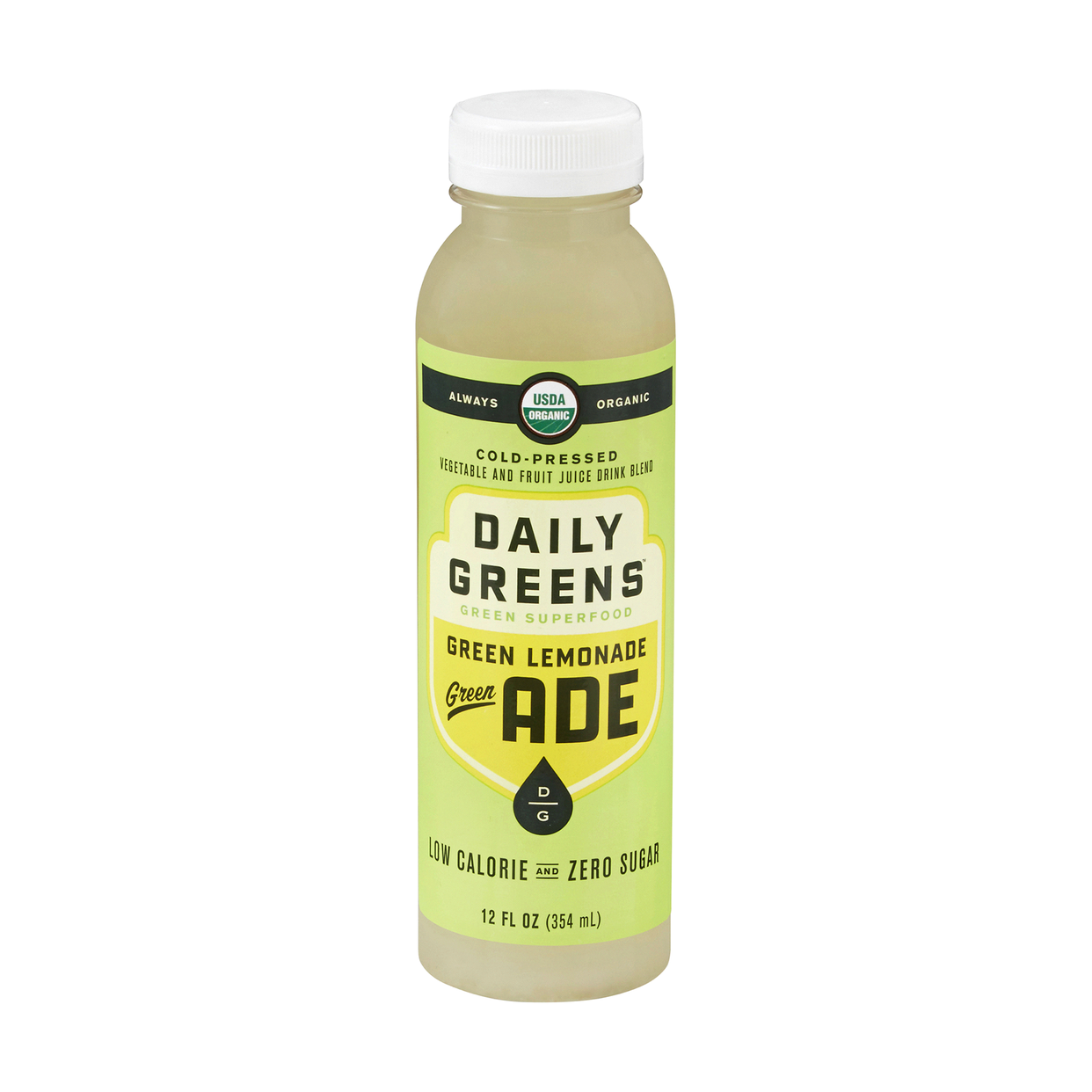 daily greens lemonade - green lemonade