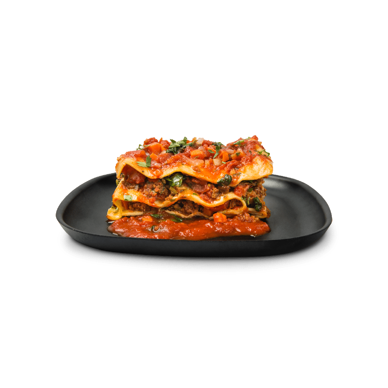 grass-fed beef lasagna