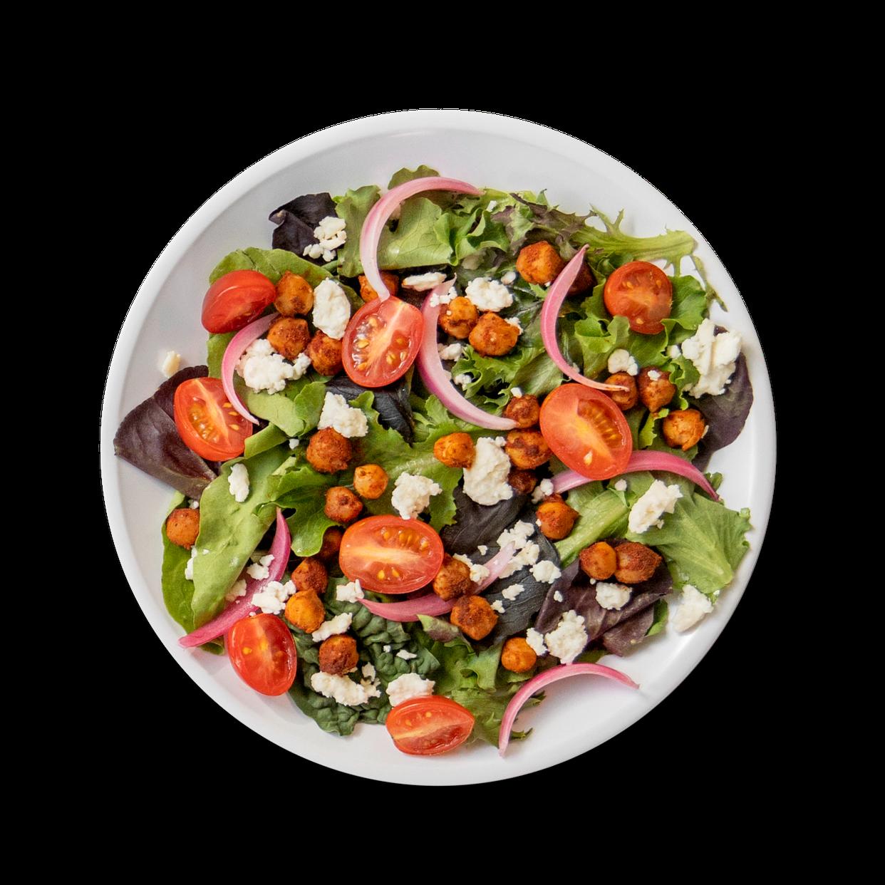 greek salad  snap kitchen  vegetarian gluten free