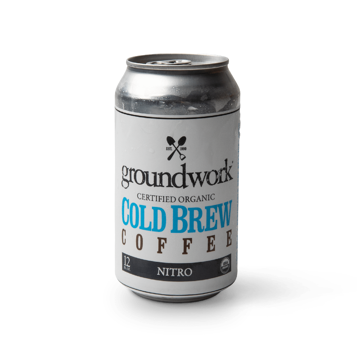 ground works cold brew nitro