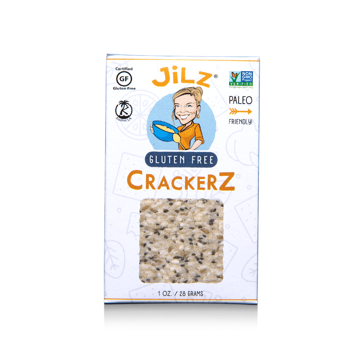 jilz crackers - cracked pepper