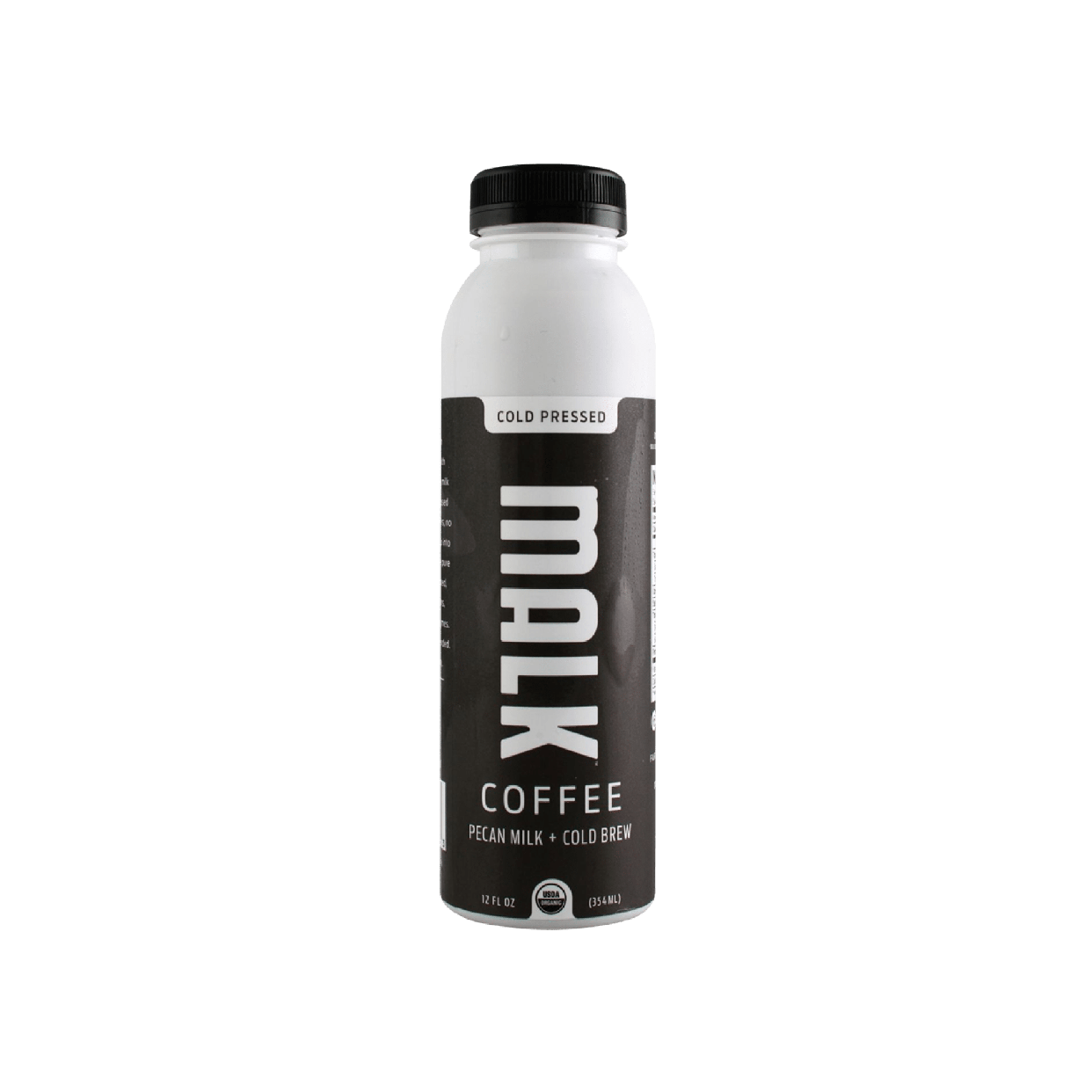 malk pecan milk coffee