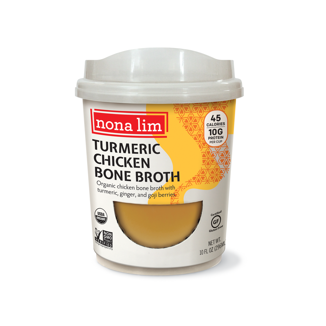 nona lim turmeric chicken bone broth