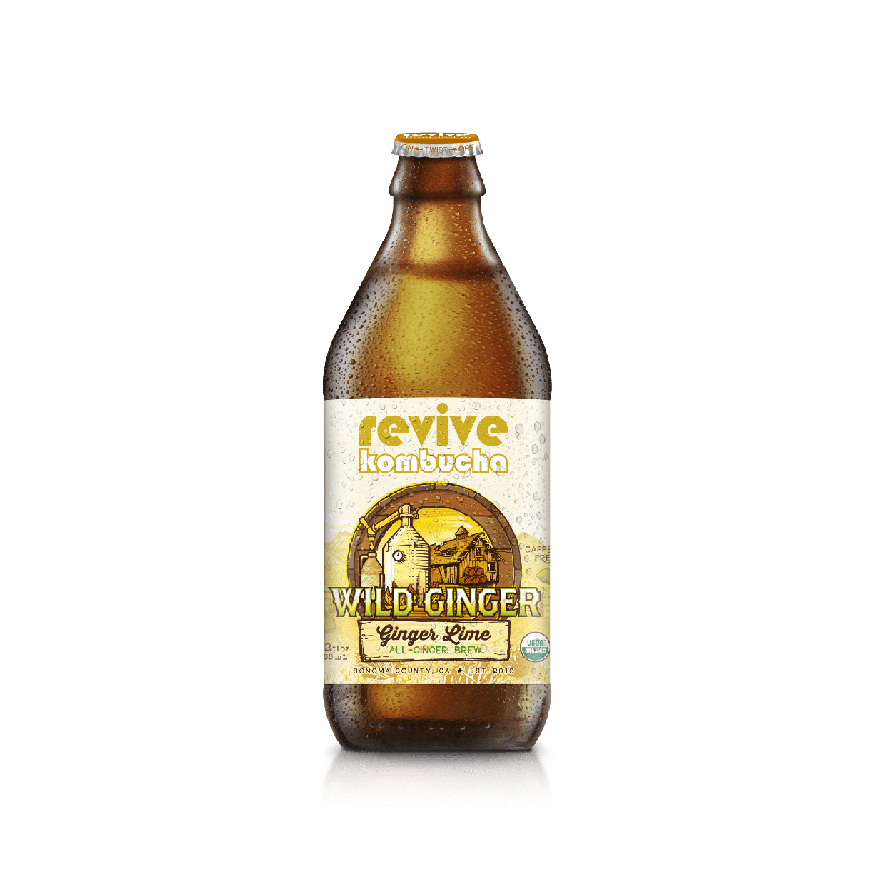 revive - wild ginger