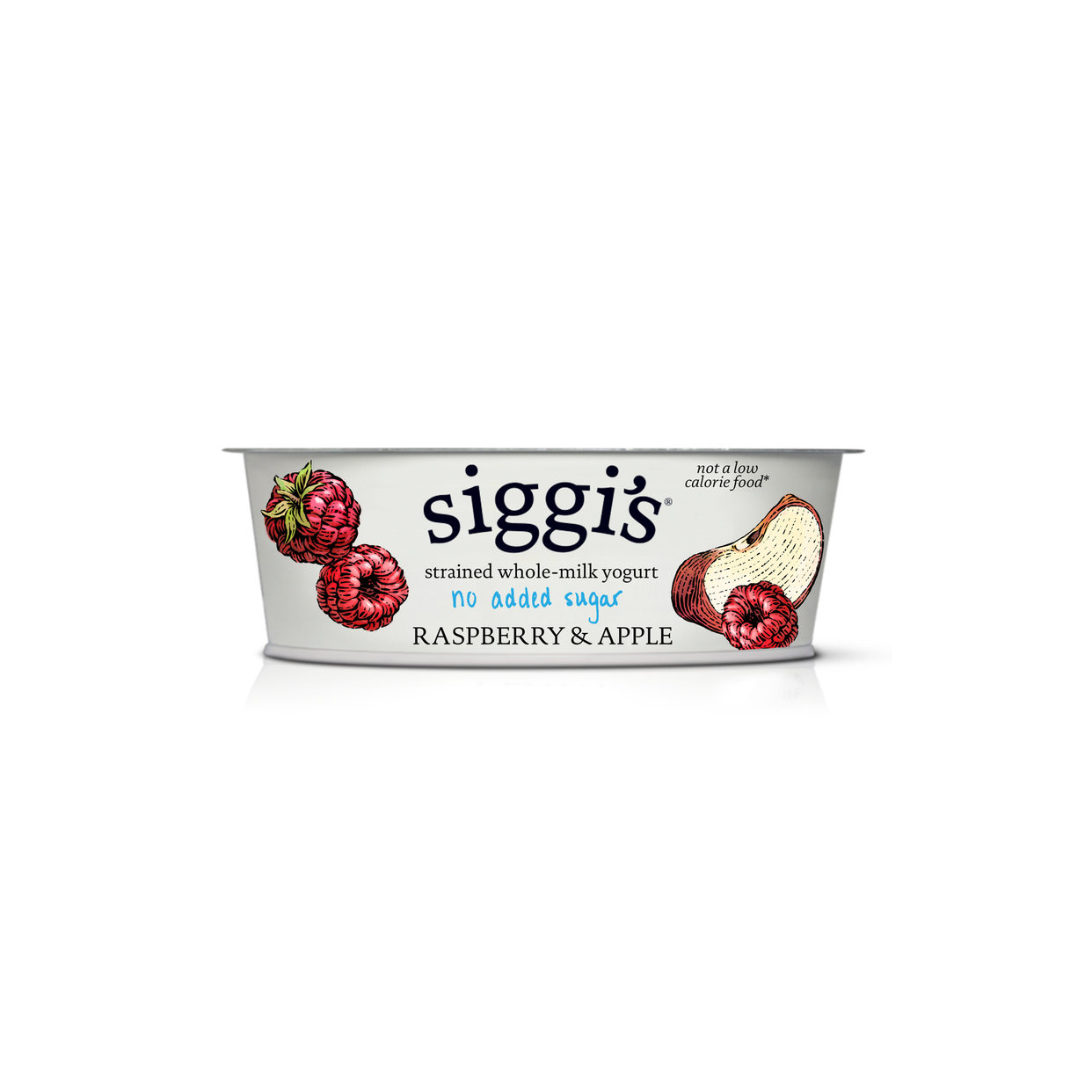 siggi's - raspberry & apple