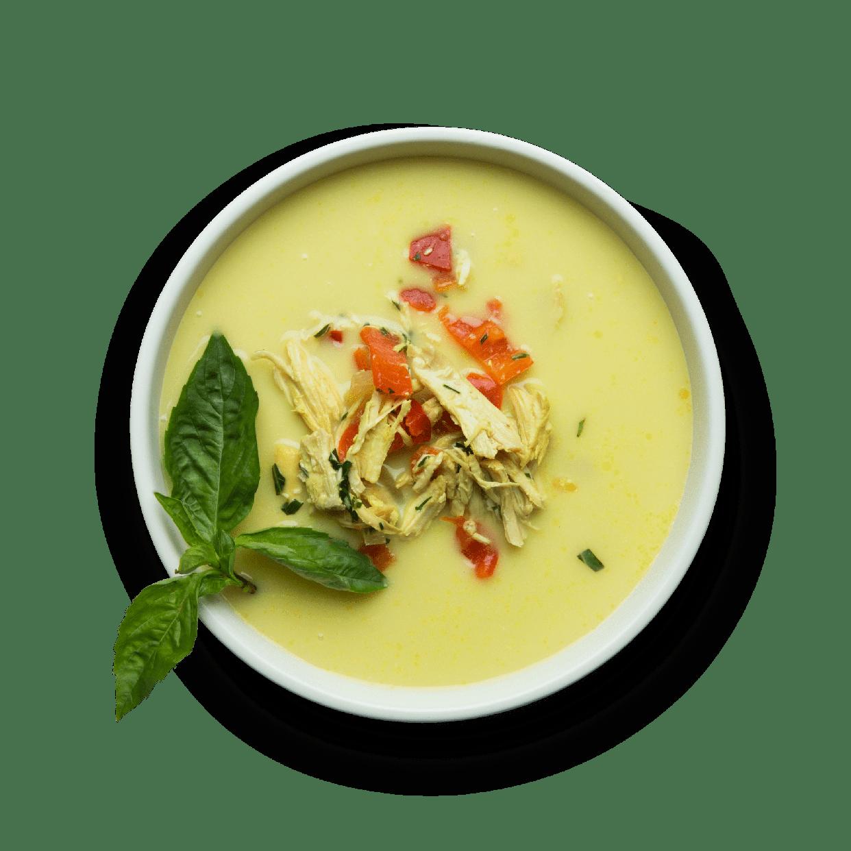 D Thai Kitchen Menu