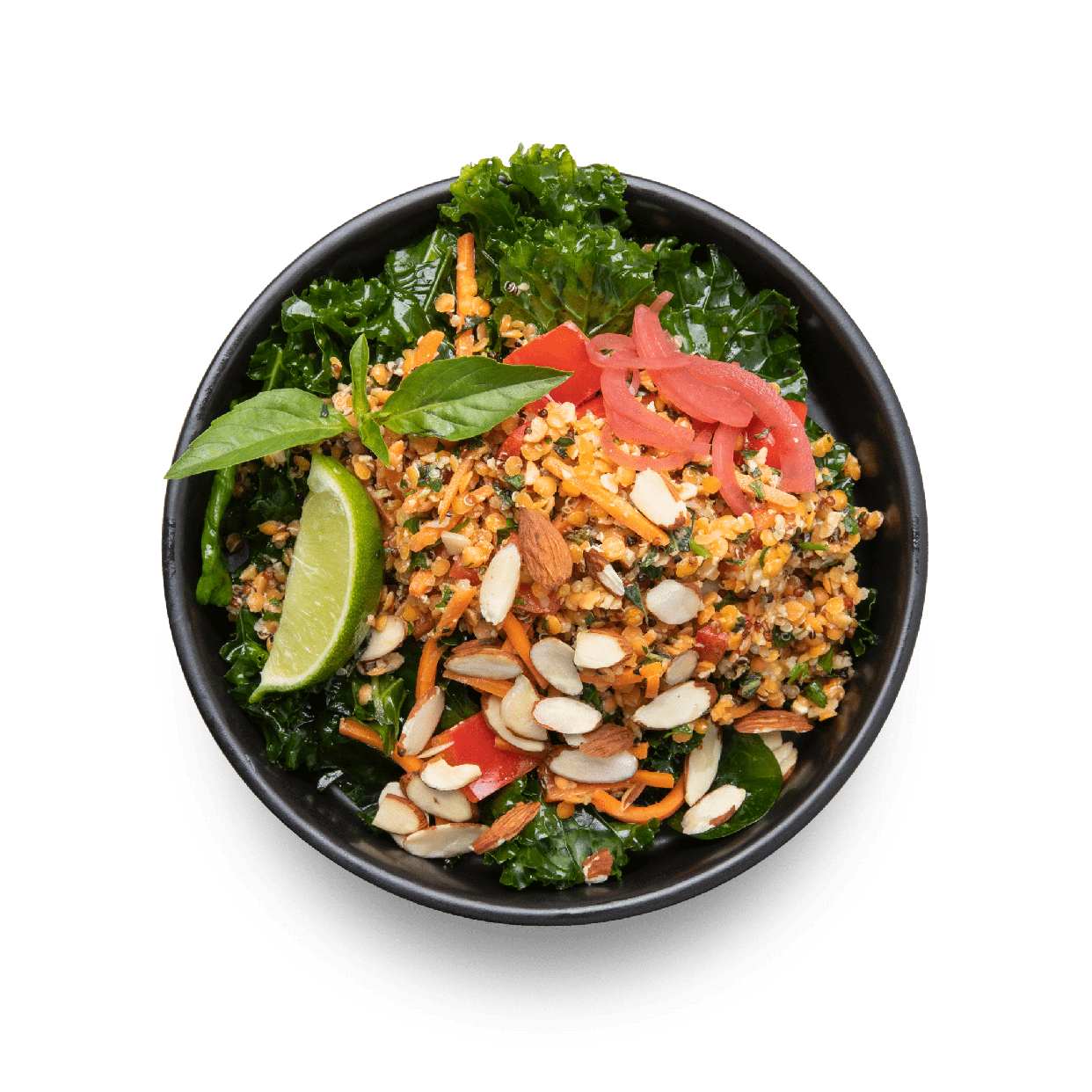 thai grain bowl