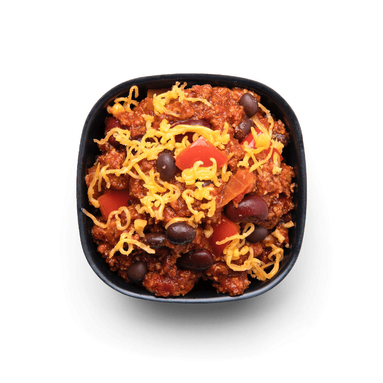turkey chili side