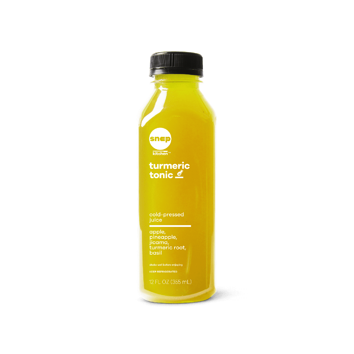 Snap Kitchen Juice Menu