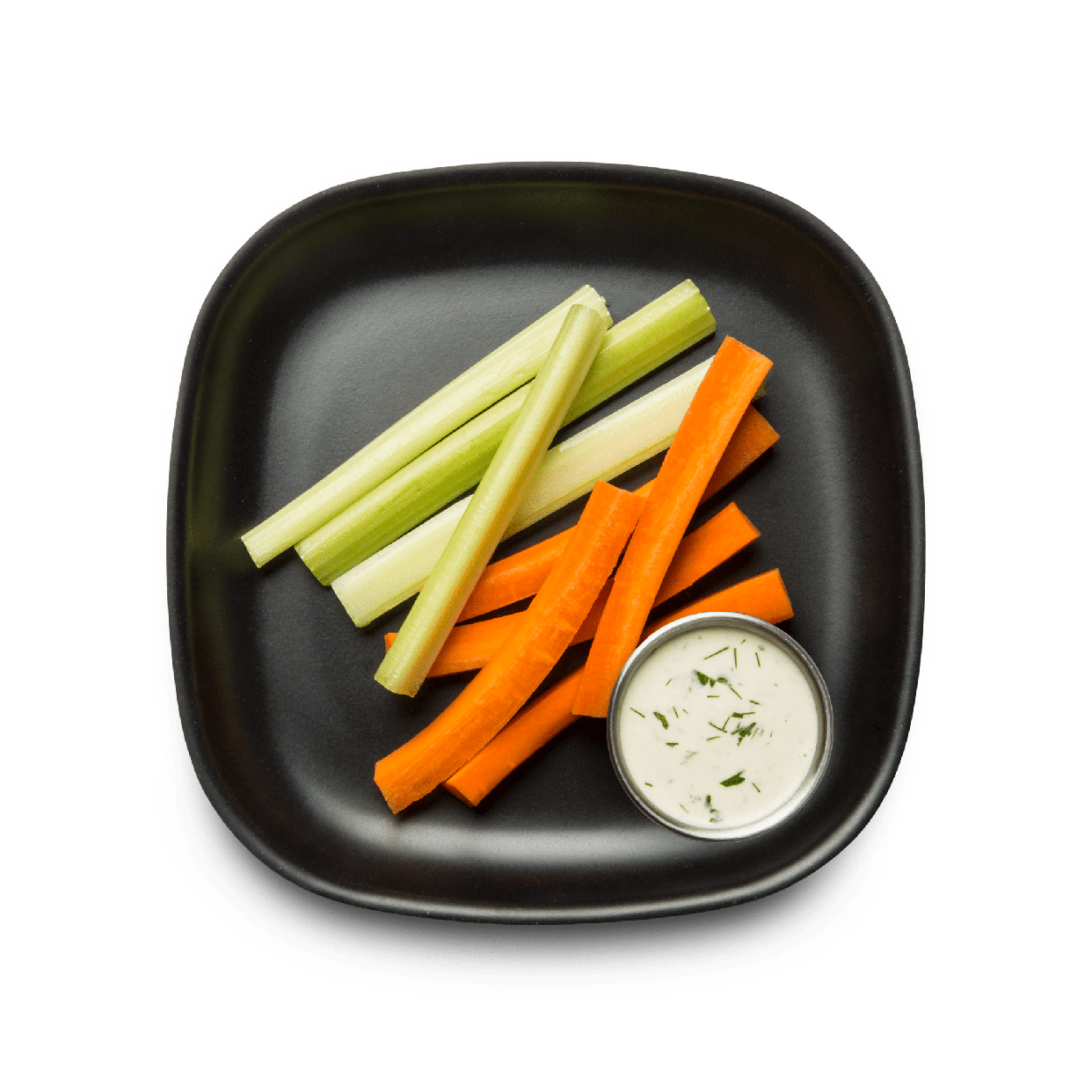 veggies & ranch