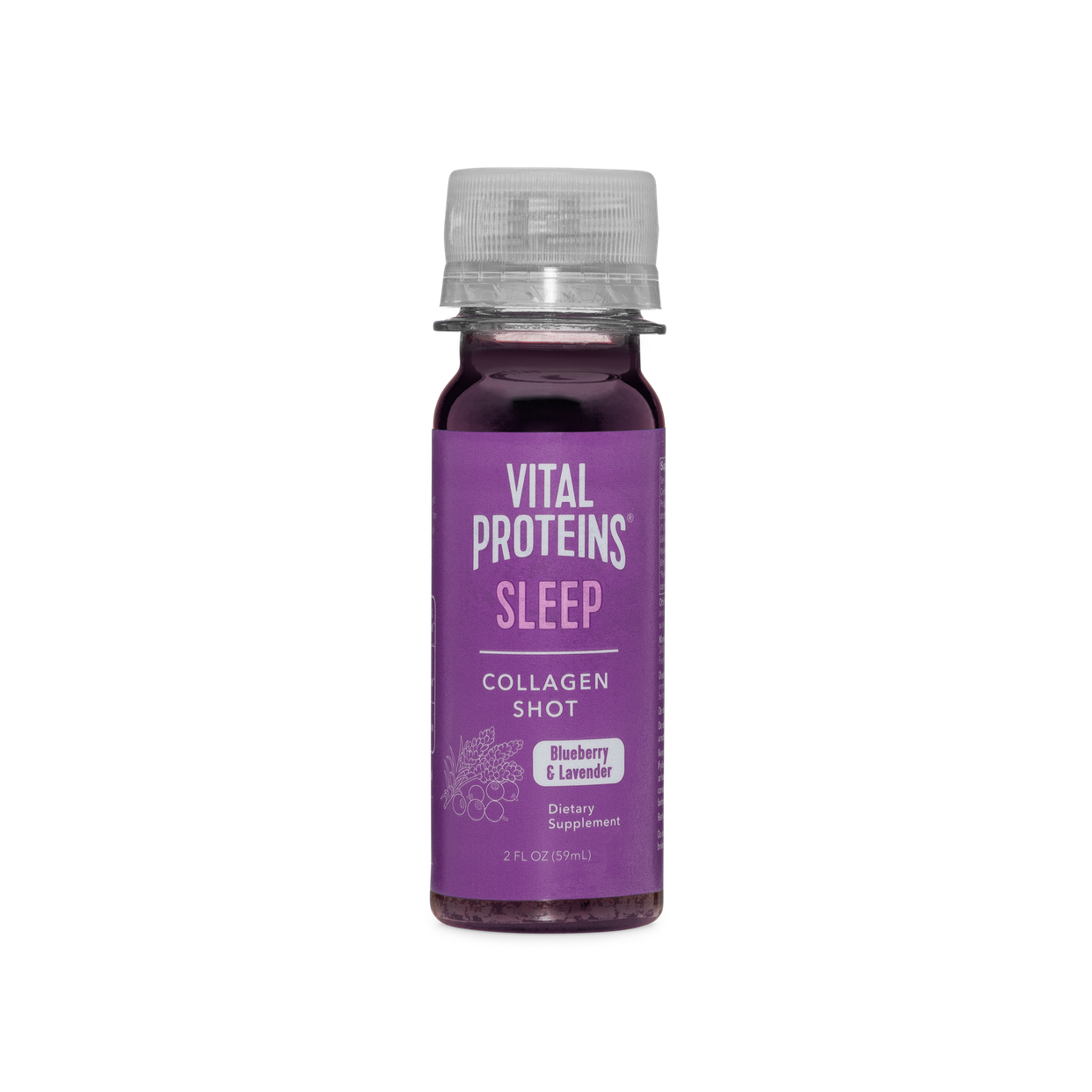 vital proteins collagen shot - sleep