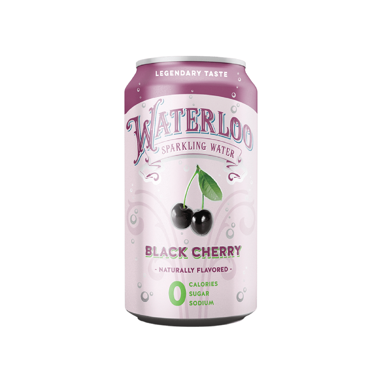 waterloo black cherry